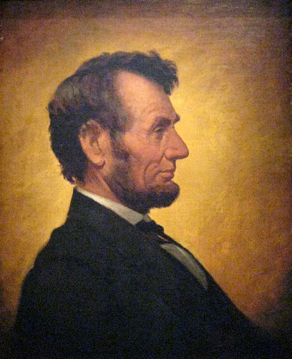 Abraham Lincoln (William Willard)
