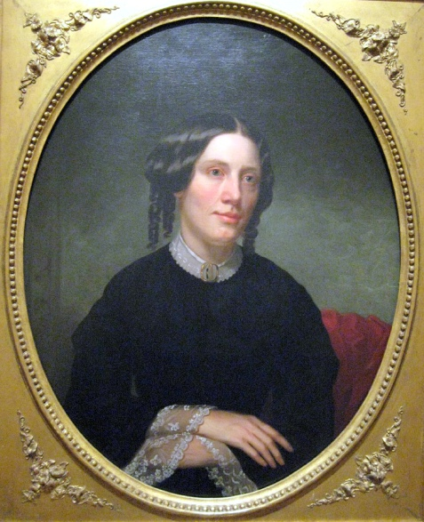 Harriet Beecher Stowe (Alanson  Fisher)