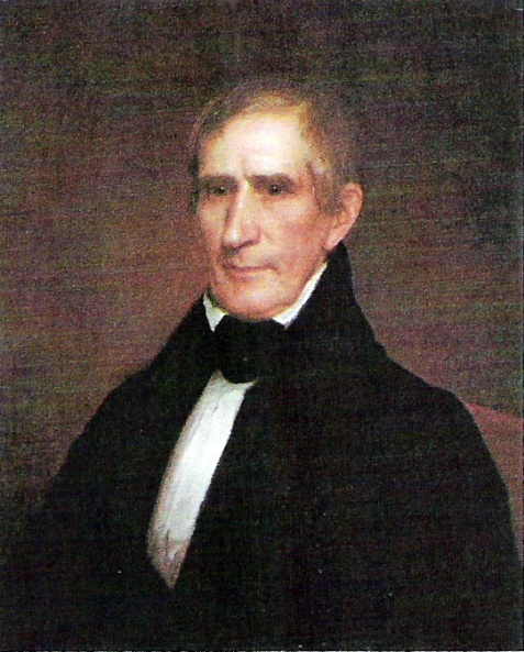 William Henry Harrison (Albert  Gallotin Hoit)