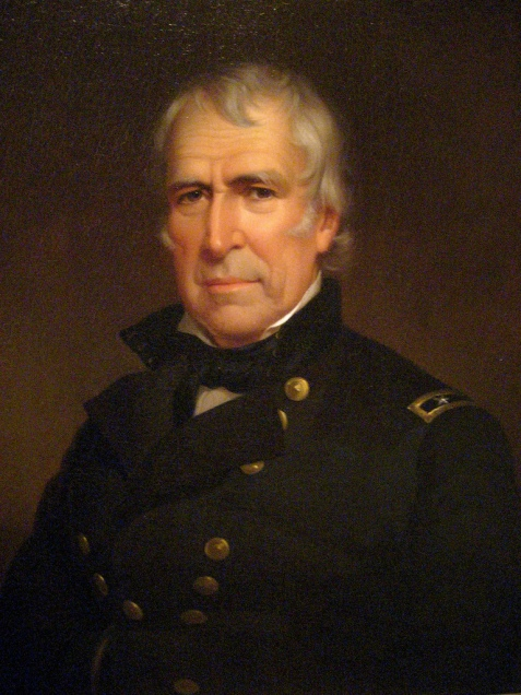 Zachary Taylor (James Reid  Lambdin)