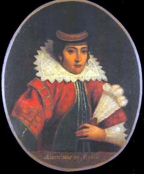 Pocahontas (Simon van de Pass)