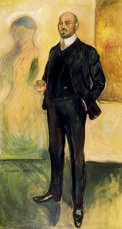 Walther Rathenau (Edvard Munch)